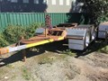 2008 ROAD WEST TANDEM AXLE ROAD TRAIN DOLLIES