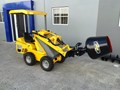 OZZIQUIP PUMA MINI LOADER FENCER PACKAGE