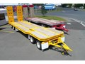 2019 MTE FLAT TOP LOW LOADER - NEW (MADE TO ORDER) TRUCK TRAILER