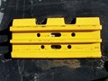 KOMATSU D155 TRIPLE BAR GROWSERS FULL SET