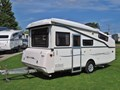 2007 ECO TOURER SLIPSTREAM STANDARD SINGLE BED MODEL