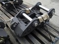 UBTECH EXCAVATOR HITCH / HYDRAULIC QUICK HITCH [PP058] [SUITS 18 TO 26T EXCAVATOR] [UQC200] [ATTPPITEM] HEAVY DUTY.
