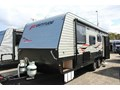 FORTITUDE CARAVANS ENTERTAINER 21'9