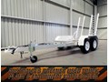 2016 WORKMATE ALLOY 2-4 PLANT TRAILER