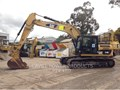 2012 CATERPILLAR 319DL