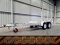 2016 WORKMATE ALLOY 3 TONNE PLANT TRAILER