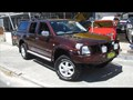 2003 HOLDEN RODEO LT 4X4 RA CREW CAB PUP