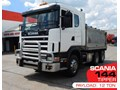 SCANIA 144 #2214 Scania 144 6x4 Tipper/ Prime Mover 530HP. 735,000 KM [MACHTRUCK]