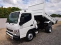 2011 FUSO CANTER 715 TIPPER