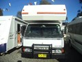 1991 MITSUBISHI CANTER COUNTRY CLUB