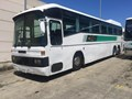 1986 MERCEDES-BENZ 0303/3 TAG AXLE COACH, 1986 MODEL