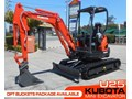 KUBOTA U25 U25 2.5Ton MINI Excavator [UNUSED 3.3 hours] [MACHEXC] #2164