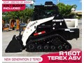 TEREX R160T #2195 ASV R160T COMPACT TRACK LOADER [ONLY 1.7 HRS] USA MANUFACTURED [MACHASV]