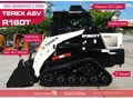 TEREX R160T R160T#2198 ASV R160T TRACK LOADER USA MANUFACTURED [UNUSED 1.5 HRS] [MACHASV]