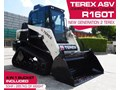 TEREX R160T #2199 R160T ASV COMPACT TRACK LOADER [1.4 HRS] USA MANUFACTURED [MACHASV]