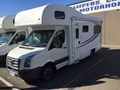 2010 VOLKSWAGEN CRAFTER TDI - BEACH 4 BERTH