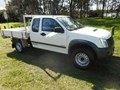 2007 HOLDEN RODEO LX 4X4