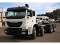 2015 IVECO ACCO 2350G