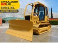 CATERPILLAR D5G XL #2216A CAT D5G.XL Dozer / D5 Bulldozer with AC cab & Brush Guard [6350 hours] [MACHDOZ]