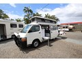 2001 TOYOTA HIACE CAMPERVAN AUTOMATIC