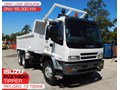 ISUZU FVY1400 Tipper Truck / 275HP FVZ1400 Rigid Truck - Very Low genuine, 65,000 KM [MACHTRUCK]