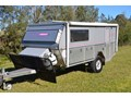 2011 AUSTRALIAN OFF ROAD QUANTUM - SLEEPS 3 ZS
