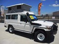 2011 TOYOTA WORKMATE TROOPCARRIER VDJ78R WAGON