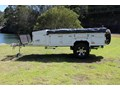 2016 BLUE TONGUE CAMPER TRAILERS OFF ROAD WALK UP CAMPER TRAILER