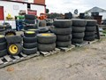 LARGE QUANTITY OF NEW TYRES & WHEELS
