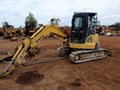 2015 KOMATSU PC45MR-3 PARTS FOR SALE