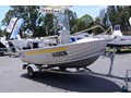 2000 QUINTREX 420 DORY WIDE BODY SOLD