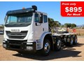 2016 IVECO ACCO CAB CHASSIS