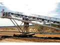 1990 CUSTOM SKID MOUNTED STACKER CONVEYOR