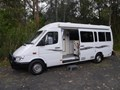 MERCEDES-BENZ 2001 MERCEDES SPRINTER WALLABY MOTORHOME