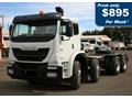 2015 IVECO ACCO 2350G NEW 2015 ACCO 8X4 AGITATOR