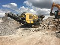 2013 ATLAS COPCO P6 JAW CRUSHER