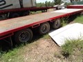 1998 HAULMARK SEMI Haulmark drop deck trailer