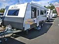 2017 AVAN CARAVAN ASPIRE 617 HT - ADVENTURE PACK FAMILY CARAVAN