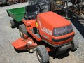 KUBOTA HST T1600 RIDE ON MOWER