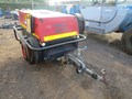 2006 ATLAS COPCO XAS 57 TRAILER MOUNTED AIR COMPRESSOR