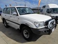 1999 TOYOTA LANDCRUISER 100 SERIES