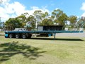 2013 SOUTHERN CROSS FLAT TOP-TRAILER
