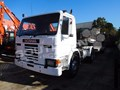 SCANIA P82M 4x2 Prime mover Truck with Low Loader 434,000 KM [MACHTRUCK] #2176