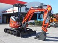 KUBOTA U25 ZAPII 2.2 Ton MINI Excavator [3.9 hrs] with Expandable tracks [MACHKUBO]