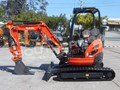 KUBOTA U25 ZAPII 2.2 Ton Excavator with Expandable tracks [4 hrs] [MACHKUBO]