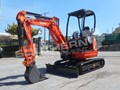 KUBOTA U25 ZAPII Excavator 2.2 Ton with Expandable tracks [5 hrs] [MACHKUBO]