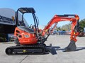 KUBOTA U25 ZAPII 2.2 Ton Excavator with Expandable tracks [5.3 hrs] [MACHKUBO]