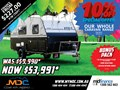 2017 MARKET DIRECT CAMPERS XT15-HR