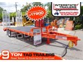 2017 INTERSTATE TRAILERS 9 TON Heavy Duty Tag Trailer Australian manufactured [ATTTTRAIL]