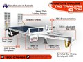 INTERSTATE TRAILERS 9 TON Heavy Duty Tag Trailer [ATTTTRAIL